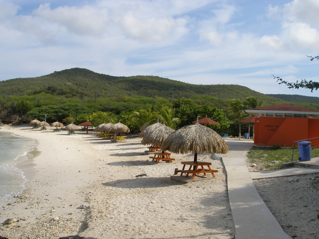 Strandvakantie naar Curaçao