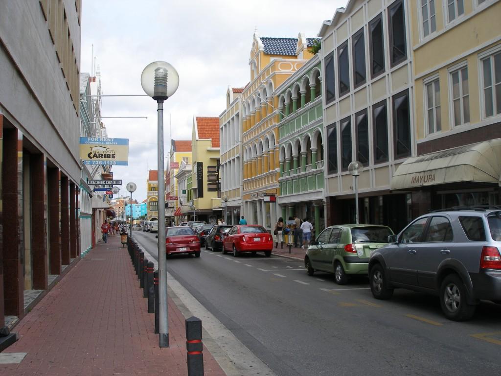 Winkelen Willemstad, Curaçao