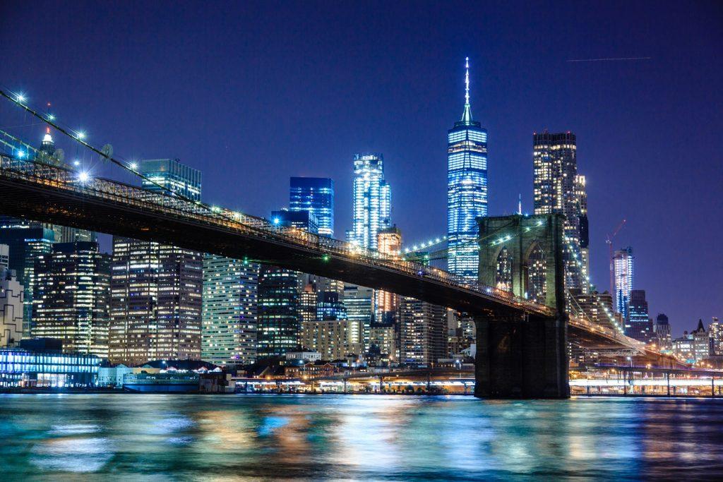 Brooklyn Bridge Bezienswaardigheden New York