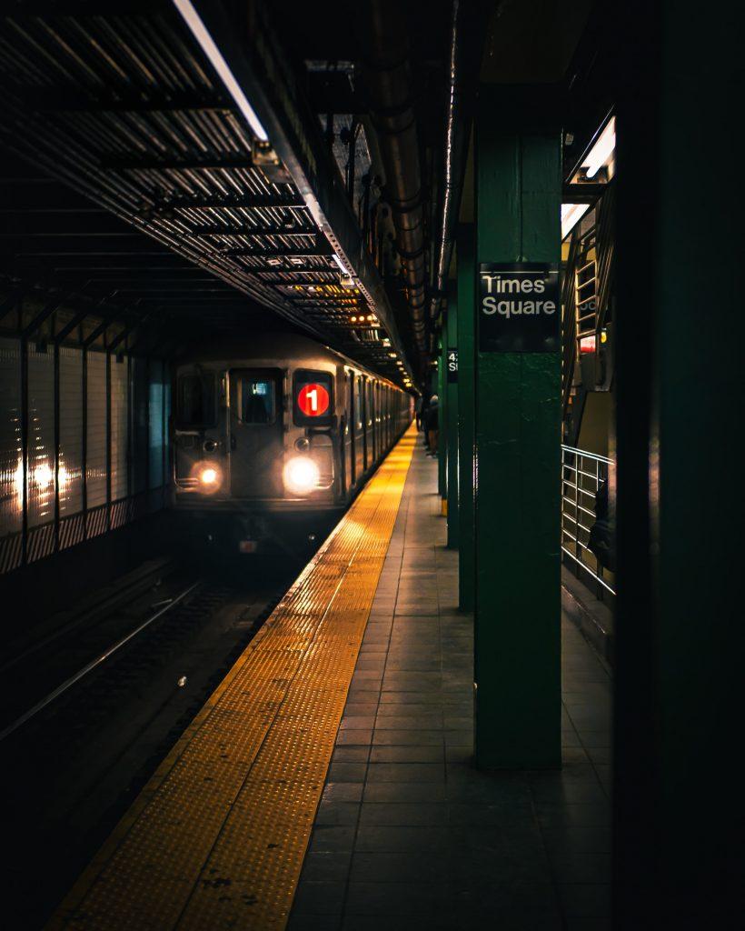 Openbaar vervoer New York
