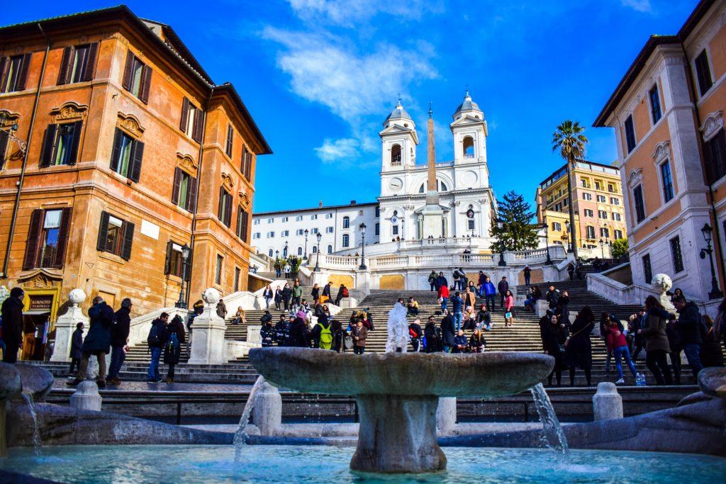 Rome vakantie Italië