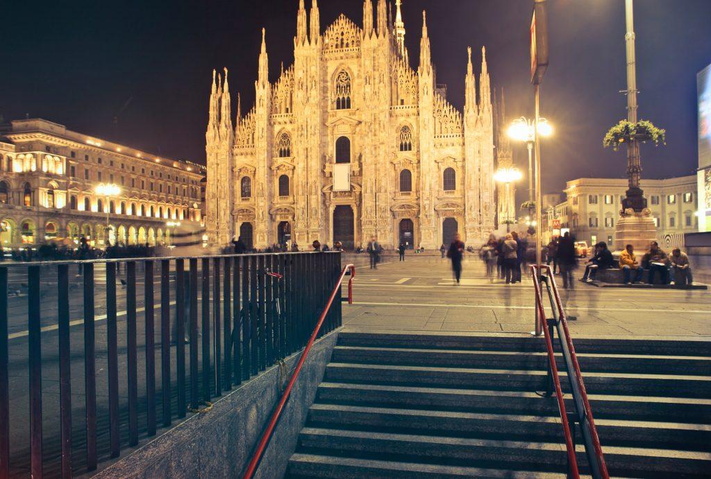 Vakantie Milaan