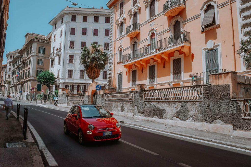 Vervoer binnen Italië